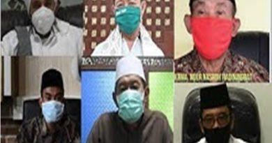 Himbauan Tokoh Agama Dan Tokoh Masyarakat Kab.Tuban Tentang Sholat Idul Fitri Ditengah Pandemi Covid